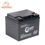 AGM Batteries VRLA Cycle profond 12V38ah avec la conception de recombinaison des gaz