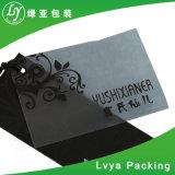 Hangtag di carta stampato per l'indumento/pattino