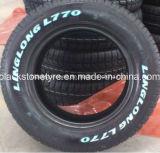 La parte superior del triángulo de las marcas de neumáticos Ligt barro neumáticos para camiones llantas 245/45/20