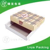 習慣によって印刷される正方形ペーパーパッキング下着ボックスか衣服ボックス