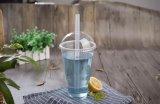 Qualitäts-Wegwerfplastikhaustier-Cup mit Kappe