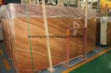 Chinese Natuurlijke Marmeren Plakken, het Marmeren Ontwerp van de Bevloering, het Marmeren Marmer van het Onyx van de Eettafel Houten