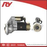 motor de 24V 3.5kw 9t para Isuzu S13-136 (4JB1)