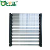 Prezzo della finestra di vetro di alluminio della feritoia con lo standard As2047