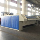 Matériel d'achats de blanchisserie de machine repassante d'hôtel de textiles
