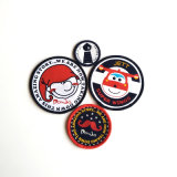 Factory Wholesale Custom Accessories Garment Cheap Fabric Label Woven Patch