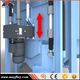 Mayflay Turnable Tisch-Typ Granaliengebläse-Maschinen-Farbanstrich-Reinigungs-Maschine, Modell: Mdt1-P11-2