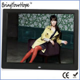 15 Inch Black DIGITAL Video Frame 4:3 (XH-DPF-150A)
