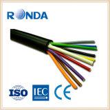 3 sqmm flexível do cabo elétrico 10 do núcleo