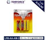 Alkalische Batterij van de Fabriek van China van Mercury&Cadmium de Vrije ultra (Grootte LR14/C Size/AM2)