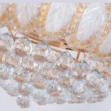 Ventilatore di soffitto di cristallo decorativo del ventilatore di soffitto con Ligting
