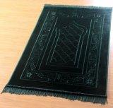 Tapete de oração em relevo de manta de oração muçulmanas com borlas 80*120 cm 120*180cm