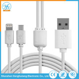 Mobile Phone를 위한 One USB Data Charger Cable에서 더 많은 것