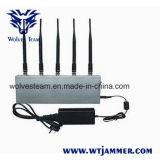 5 El Bloqueador de teléfonos móviles de banda de UHF y agarrotamiento de audio