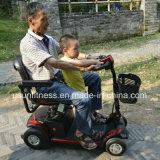 최고 휴대용 기동성 스쿠터 단일 좌석 무력 차, 신체 장애자를 위한 전기 스쿠터