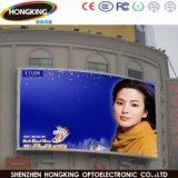 Visualizzazione completa esterna fredda di colore LED dello schermo del LED video