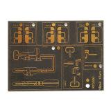 Circuito impreso PCB multicapa Rogers rt5880 PCB