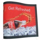Tecido Non-Woven Anti borracha impresso tapetes de cerveja para a promoção