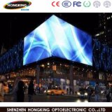 Advertizing를 위한 고해상 P5/P6 Outdoor Full Color Curved LED Display