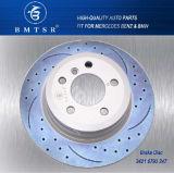 Disque de frein de marque Bmtsr pour BMW 34216793247 OEM X5e70 F15