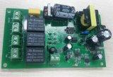 IOS móvil del control próximo y chimenea eléctrica a la medida androide del sistema de control del APP