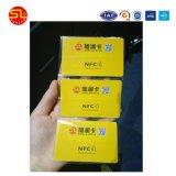 Prix de Nice à fréquence double carte RFID /Interface double Gold Card/Carte/bandes magnétiques Hico Card/carte ID Employé/hôtel/de carte à haute fréquence de la Key Card (d'échantillons gratuits)