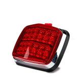Senken R65 SAEJ845 24W de color ámbar IP67/blanco/rojo/azul LED de montaje en superficie de la luz de advertencia de camión de bomberos y ambulancia
