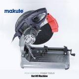 Scherpe Staal van de Machine van Makute 2000W het Elektrische Afgesneden (CM005)
