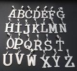 형식 자체는 편지 목걸이 스테인리스 꼬리표 보석을 예약했다