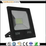 Projector do diodo emissor de luz do Ce 10With20With30With50With100W IP66 para a iluminação ao ar livre