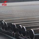 Сваренная тонкая труба из черного металла пробки стали углерода стальной трубы стены