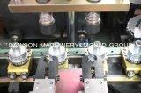 Macchinario di modellatura del colpo dell'animale domestico della bottiglia dell'animale domestico delle 6 cavità