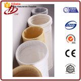 O coletor de poeira de alta temperatura da resistência golpeia sacos de filtro