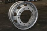高品質のトラックのタイヤ、チューブレス車輪の縁、トラックの車輪の縁のための鋼鉄車輪の縁
