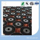 Fil d'aluminium plaqué de cuivre- CCA, la CCAM plus Fournisseur Professionnel