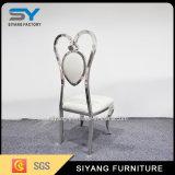 Cadeira de jantar Heart-Shaped da mobília do casamento para a venda