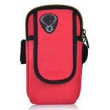 ネオプレンの運動連続した循環のスポーツの電話アーム袋