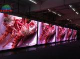 P2.5, P2.977, affichage P3 Panel HD LED mur vidéo
