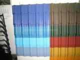 Hoja de acero prepintada del material para techos de Gi/Gl/perfil caliente del rectángulo de la venta en África