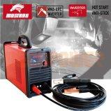 Machine van het Lassen van de Elektrode MMA van de Lasser van de Stok van de Boog van Zx7-200A IGBT de Basis