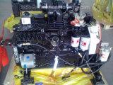 6btaa5.9-C160 Dcec CumminsのWater-Cooled産業構築のディーゼル機関