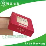 Высокое качество индивидуального жесткая бумага для печати CMYK подарочной упаковки коробки