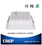 세륨 8 인치 LED 정연한 Downlight, 30W 2400lm-3000lm