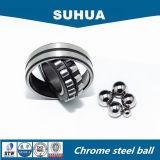 Mini bola de acero inoxidable G40-G1000 con el tratamiento caliente