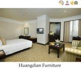 販売の現代的なホテルの家具(HD642)のためのホテルの寝室の家具