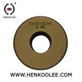 Roda de chanfradura seca do diamante da ligação da resina da base plástica da rotação Y3