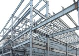 Depósito de aço e estrutura de grade e telhado de aço corrugado de instrumentos