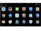 Carro DVD do Android 6.0 para o cruzador 2016 da terra de Toyota