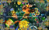 Máquina de juego de juego de fichas de la pesca de la arcada del vector de juego de la pesca