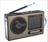 Radio portatile delle fasce FM/Am/Sw1-7 9 con l'altoparlante di USB/TF/Rechargeable/Bluetooth